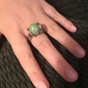 Fancy Mod Interchangeable Marble Ring